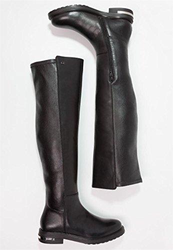 Guess Celestin, Chaussures dEquitation Femme Noir