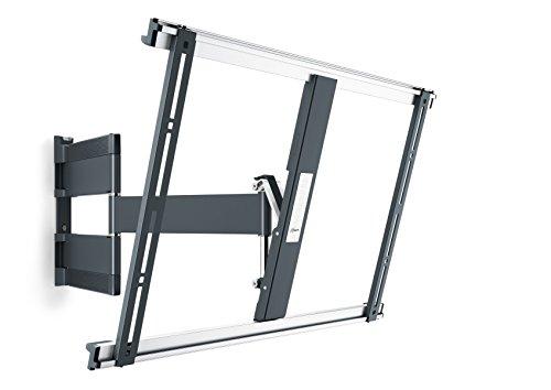 Vogel's THIN 545 Negro, Soporte de pared para TV 40-65 Pulgadas, Inclinable y Giratorio 180º, Máx 25 kg y con sistema VESA máx. 600x400