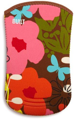 BUILT - Slim - Housse en néoprène pour tablettes 7 pouces, Lush Flower ombre Fleur