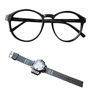 Edogawa La tenue de lunettes et montre inspir¨¦e par detective conan conan