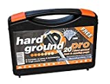 Blue Diamond-Hard Ground Pro Pegs 20 's, inklusive gratis Tasche