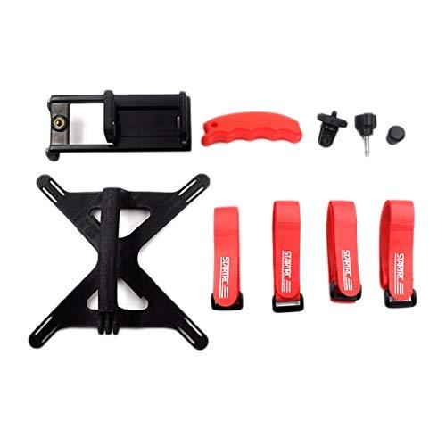 Ben-gi startrc vassoio del giunto cardanico a mano stabilizzatore macchina fotografica per il dji phantom 4 phantom serie 3 drone accessori
