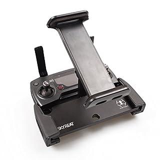 SKYREAT Mavic 2 Pro Aluminium-Legierung faltbar 4-12 Zoll Tablet Ständer Halter Extender für DJI Mavic 2 Pro / Mavic 2 Zoom / Mavic Air / Mavic Pro / DJI Spark Fernbedienung