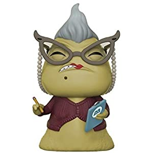 FunKo Disney Monsters Inc Roz POP Vinilo multicolor 29393