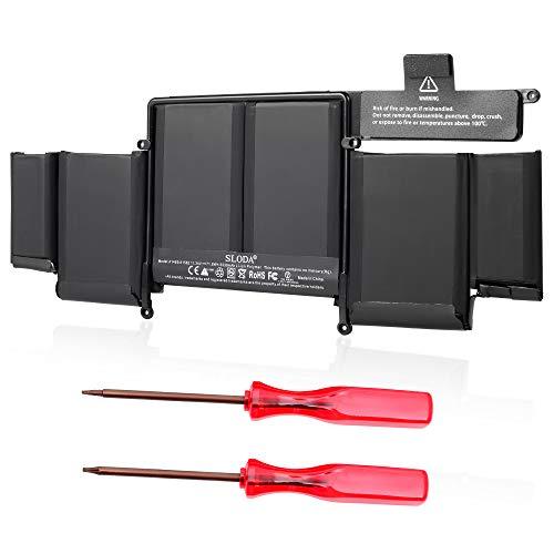 SLODA Batería Repuesto Apple Macbook Pro Retina 13
