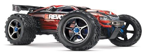 Traxxas E-Revo Elektro Monstertruck RTR 4 WD 1:10 Brushless