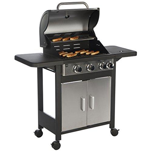 barbec-u-gasgrill-3-1-grillwagen-grillstation-3-hauptbrenner-und-1-seitenkocher-silber