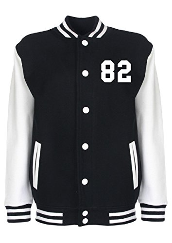 Nicki Minaj Data di nascita Varsity Jacket Black L / 106,68 cm-111,76 cm