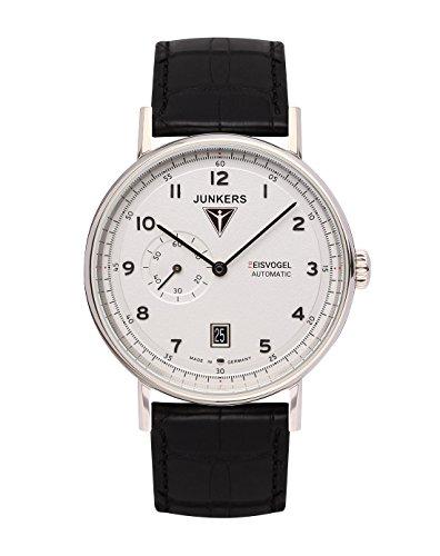 Junkers orologio uomo Eisvogel F13 automatico 6704-1