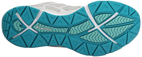 Columbia Megavent Fly Synthétique Chaussure de Course Cool Grey,Dolphin