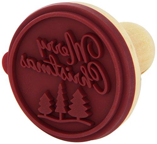 Birkmann 340176 Keks-Stempel Merry Christmas