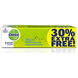 Dettol lather shaving cream 60g+18gfree=78g