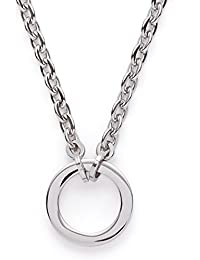 Leonardo Jewels Damen Halskette Darlin's Basic Edelstahl Karabiner