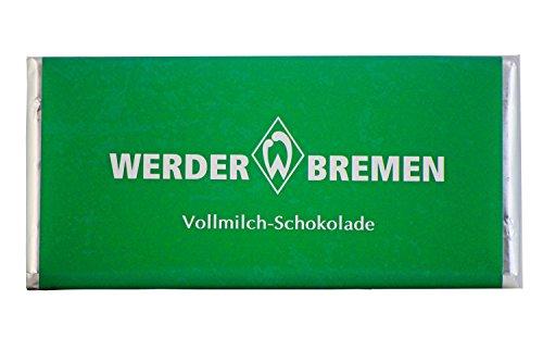 Preisvergleich Produktbild Teamschokolade / Schokolade SV Werder Bremen