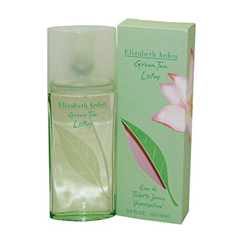 ARDEN EA Green Tea Lotus EDT Vapo 100 ml, 1er Pack (1 x 100 ml) (Green Plum Blossom)