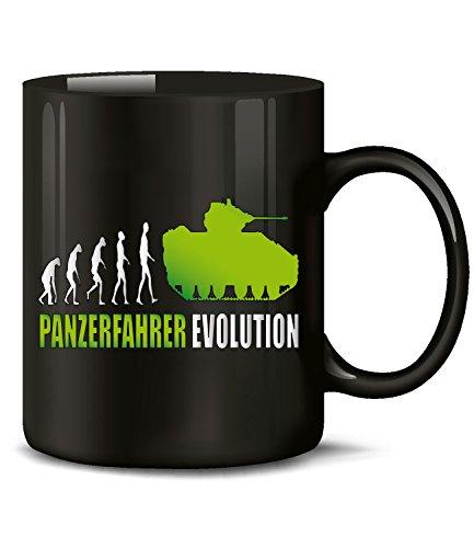 PANZERFAHRER EVOLUTION 2001(Schwarz-Grün)