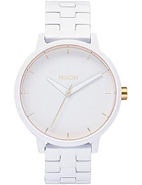 Nixon Damen-Armbanduhr Analog Edelstahl A0991035-00