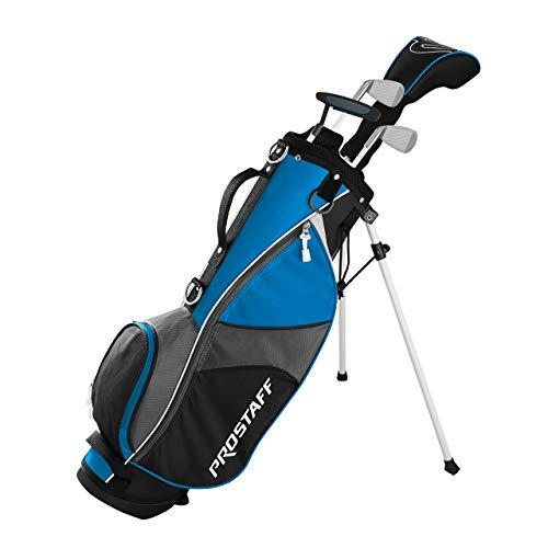 Wilson Unisex Jugend PRO Staff JGI SM JR 5-8 Set Golfschläger, Mehrfarben, MRH -