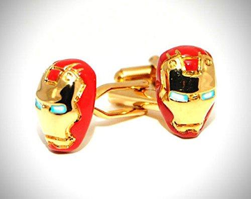 Iron Man Manschettenknöpfe