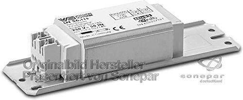 Houben Vorschaltgerät Leuchtstofflampen 18W und TC-D PL-C 18 Watt VVG KVG (Ersatz-zünder)