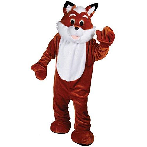 Riesiger Fuchs Halloween Karneval Verkleidung Halloween Maskottchen Tier (Tier Maskottchen)