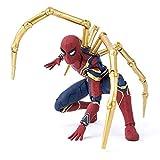 WSWJJXB Iron Spider-Man Avengers 3 Giocattolo Modello Mobile
