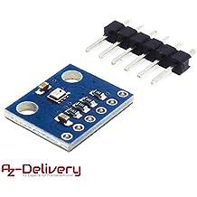 AZDelivery ⭐⭐⭐⭐⭐ GY-BMP280 Sensore Pressione Barometrica per Arduino e Raspberry Pi con eBook Gratuito!