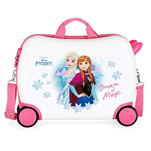 Disney Dream Of Magic Valigia per bambini 50 centimeters 34 Multicolore (Multicolor)