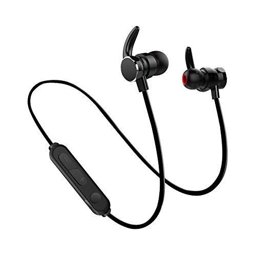 Redmoo Bluetooth Kopfhörer Sport, In Ear Magnetisches