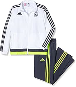 Adidas Real Madrid Children's Tracksuit ,Multicolored