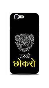Tharki Chokro Case Cover for Oppo A59 - (Oppo A59)