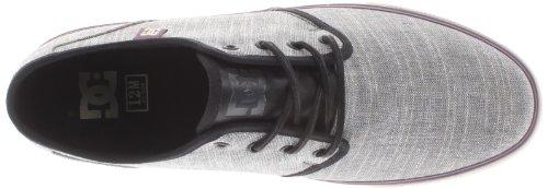 DC STUDIO TX SE M 4EW 320311 Herren Sneaker Grau (BLK/PURPLE)