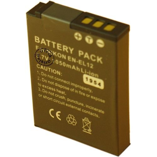 Batteria per NIKON COOLPIX AW130
