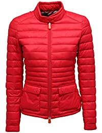 Save the duck 7946V Giubbotto Donna Red 100 grammi Jacket Woman