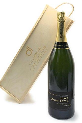 Jéroboam de Champagne - Champagne Doré Léguillette - 3 litres