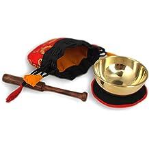 Klangschalen-Center GmbH 5086 - Campana tibetana piccola,