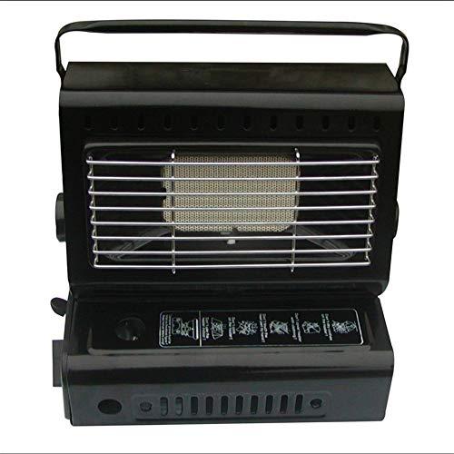 Calentador portátil Quemador doble uso Estufa Calentador