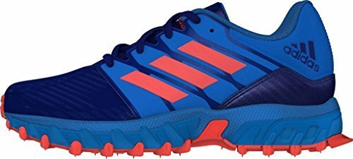 Adidas Lux Junior Hockeyschuhe Outdoor für Kinder (blau)-30