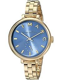 6c87c5b476c2 Marc Jacobs MBM3366 36 mm dorado correa de acero y carcasa Mineral reloj de  pulsera de