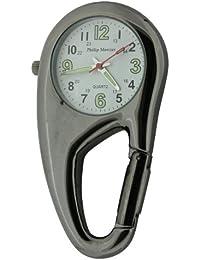 Philip Mercier NW09/B - Reloj analógico unisex de cuarzo