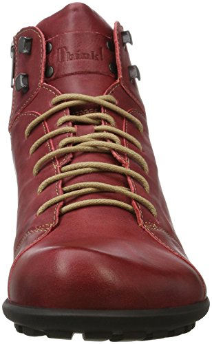 Think! Kong, Bottes Homme Rouge (Rosso/kombi 72)