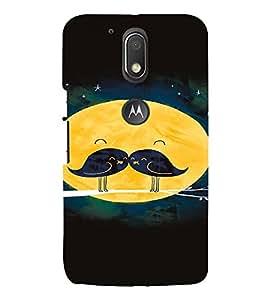 perfect print Back cover for Motorola Moto G4X