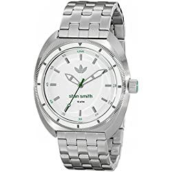 Adidas Herren adh3007Stan Smith Edelstahl Uhr mit Link Armband