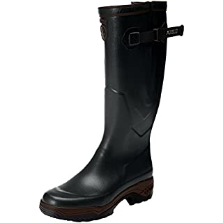 Aigle Parcours 2 Vario, Unisex Adults' Work Wellingtons, Green (Bronze), 5 UK (38 EU)