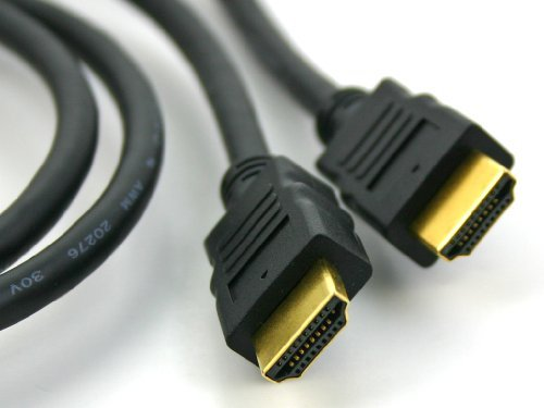 Excellent Quality Premium v1.4a high-performance HDMI to HDMI 2 meter cable with full v1.4 specifications for next-generation devices such as Blu-Ray, 3D HDTV, Virgin Media, Sky TV, Projectors, 24p True Cinema, XBOX 360, PS3, PS4, XBOX One and supports future devices with resolutions of 4k x 2k by G4GADGET® High-performance-hdmi-kabel