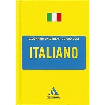Dizionario Universal. Italiano