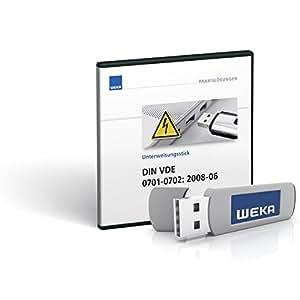 Unterweisungsstick Elektrosicherheit: DIN VDE 0701 - 0702