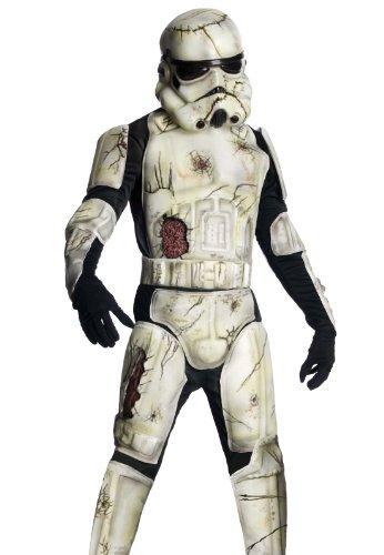 Death Trooper Herrenkostüm aus Star Wars , Größe:L