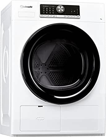 Bauknecht TR Style 72A3 BW Wärmepumpentrockner / A+++ / 7 kg / Verbesserter Knitterschutz / Besonders energiesparend / weiß