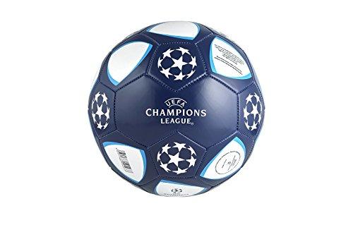 Balón de fútbol UEFA Champions League, oficial en Marina Incluye oficial gymbag, Turn Bolsa